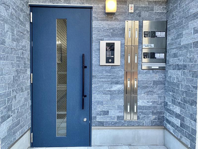 グランレーヴ東別院WEST 入口