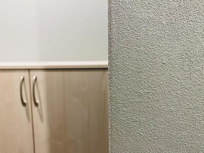 レジデンス安藤 3H 玄関壁紙