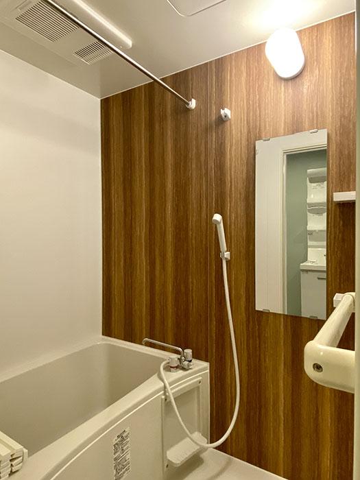 レジデンス安藤 3H バスルーム