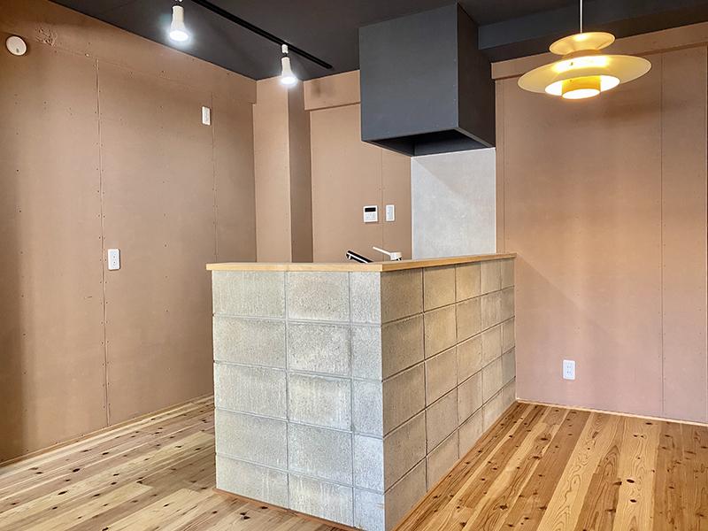 信和元町ハウス 132号室 キッチン1