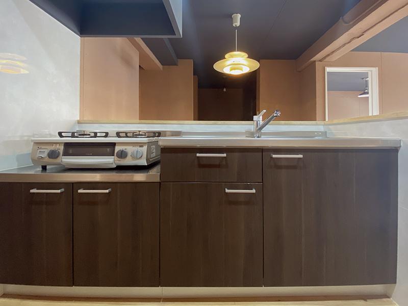 信和元町ハウス 132号室 キッチン2