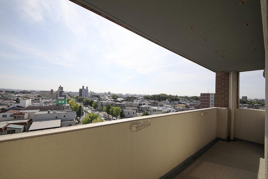 【ハーモニアス桜本町】701号室_ベランダからの眺望_MG_3068