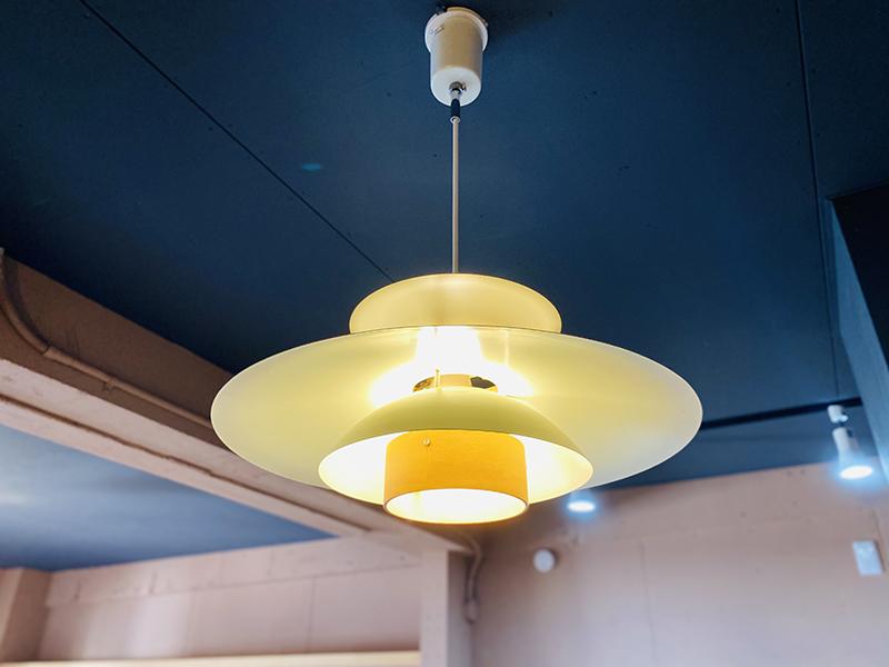 信和元町ハウス 132号室 照明1