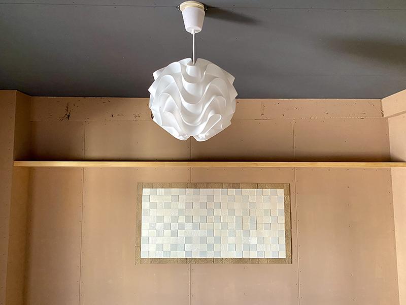 信和元町ハウス 132号室 LDK奥照明1