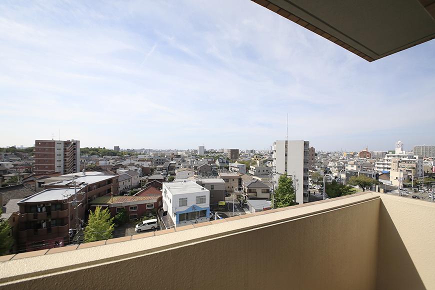 【ハーモニアス桜本町】701号室_洋室2_ベランダからの眺望_MG_2927