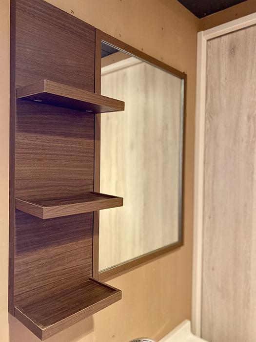 信和元町ハウス 132号室 鏡
